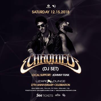 Chromeo (DJ Set) - DALLAS: Main Image