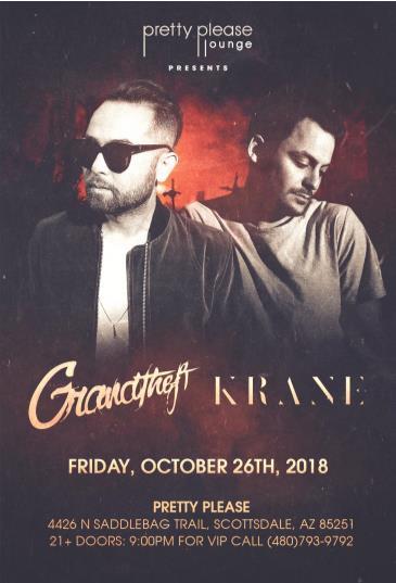 Grandtheft X Krane: Main Image