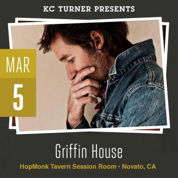 Griffin House + Rick Hardin: Main Image