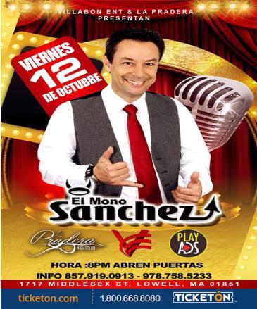 """CARLOS """"EL MONO SANCHEZ"""": Main Image"""