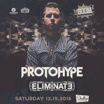 LeBoom Feat. Protohype & Eliminate - COLUMBUS: Main Image
