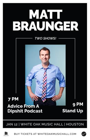 CANCELED - Matt Braunger, Alex Price: Main Image