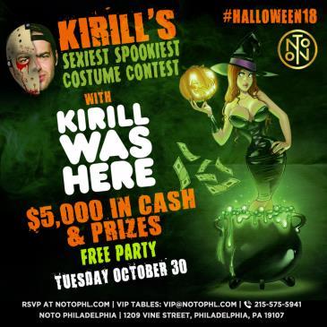 Kirill's Sexiest Spookiest Costume Contest: Kirill Was Here-img