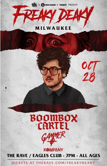 Boombox Cartel: Main Image
