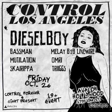 Dieselboy: Main Image
