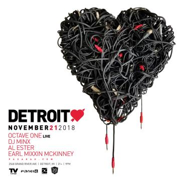 Paxahau Presents: Detroit Love Thanksgiving Eve-img