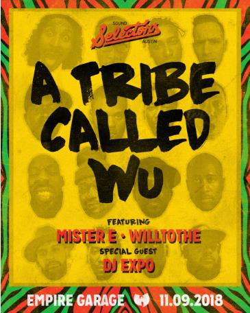 Sound Selectors Presents: A Tribe Called Wu: Main Image