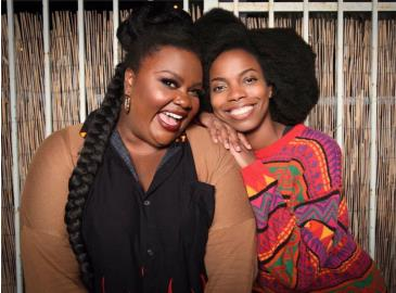Nicole Byer & Sasheer Zamata - Rescheduled To 2/12!: Main Image