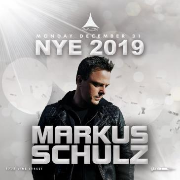 NYE2019: Markus Schulz - Open to Close: Main Image