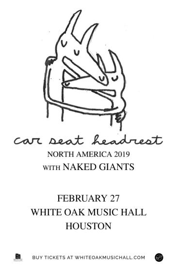 Car Seat Headrest with Naked Giants: Main Image
