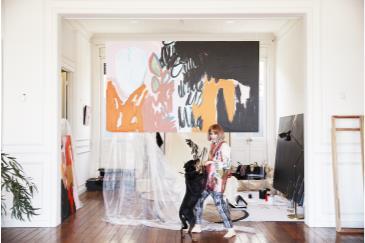 Workshop | Elle Campbell (10.15am) | Black Swan Prize: Main Image