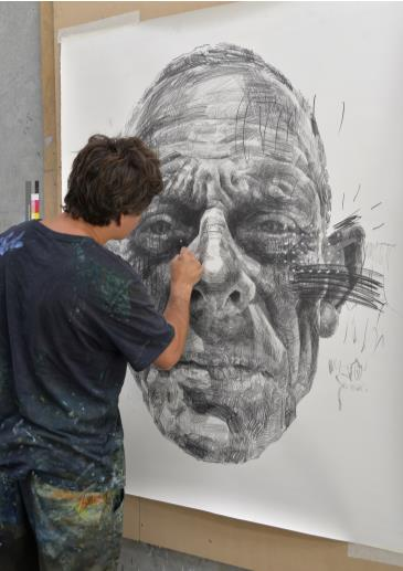 Workshop | Andy Quilty (10.15am) | Black Swan Prize: Main Image