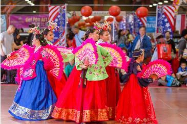华人工商大展 2019 Asian American Expo: Main Image