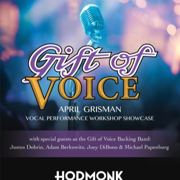 Gift of Voice (April Grisman Vocal Workshop/Showcase)-img