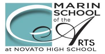 Marin School Of The Arts Rock Bands: Main Image