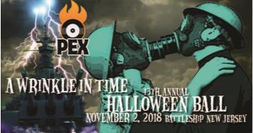 "PEX Halloween #13 ""A Wrinkle in Time"": Main Image"