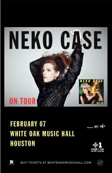 Neko Case: Main Image