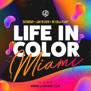Life in Color Miami 2019: Main Image