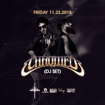 Chromeo (DJ Set) - BOSTON: Main Image