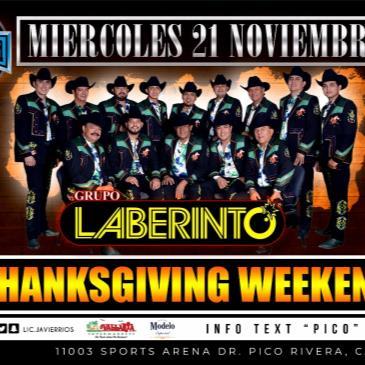 GRIUPO LABERINTO Y MAS - PRE THANKSGIVING DAY-img