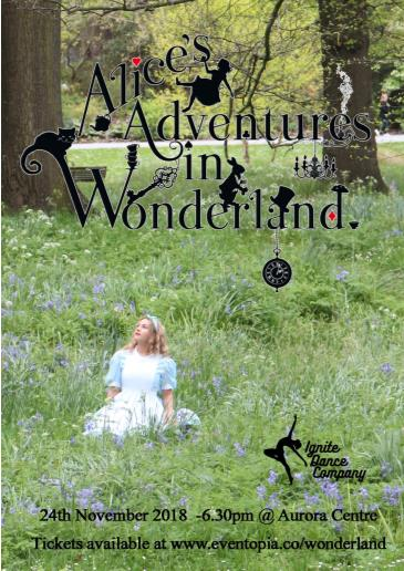 Alice's Adventures in Wonderland: Main Image