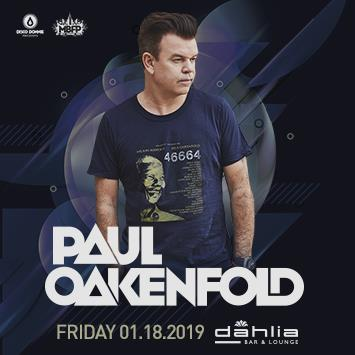 Paul Oakenfold - COLUMBUS: Main Image