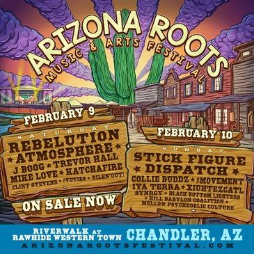 Arizona Roots Music & Arts Festival: Main Image
