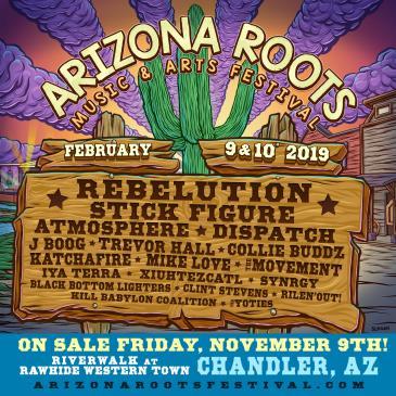 Arizona Roots Music & Arts Festival: Main Image