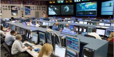Wonderfest: Opening NASA's Mission Control: Main Image