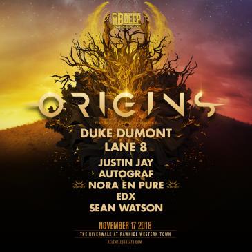 Origins 2018: Main Image