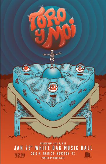 Toro y Moi, Wet: Main Image