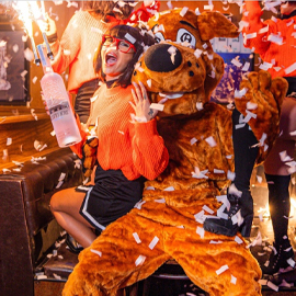Bounce NYC Halloween Saturday Night 2021 | GametightNY.com