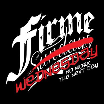 FIRME WEDNESDAY: Main Image