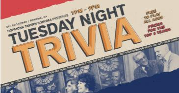 Trivia (Every Tuesday): Main Image