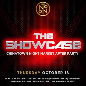 The Showcase: Chinatown Night Market After Party-img