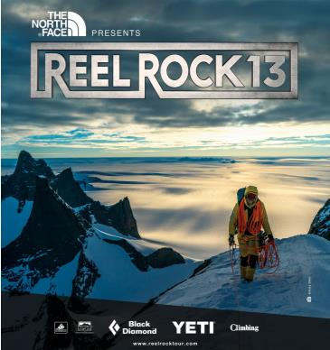 Reel Rock Film Wellington 2018: Main Image