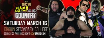 GCW CLASH IN THE COUNTRY: Main Image