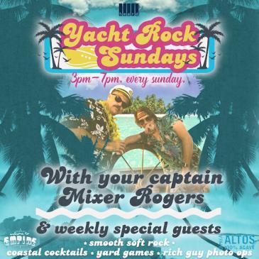 Yacht Rock Sundays ft. Jeff Strange-img
