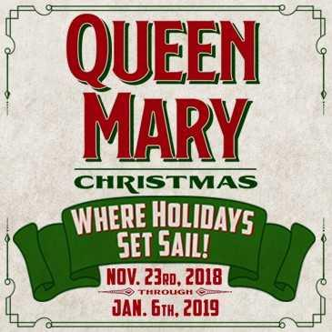 Queen Mary Christmas: Main Image