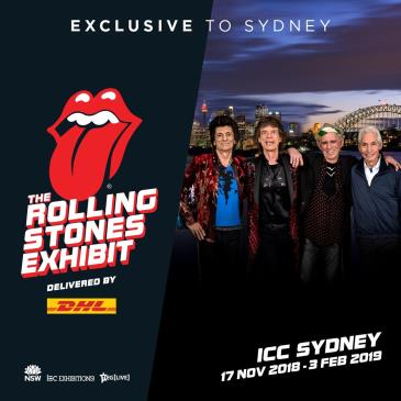 Exhibitionism: The Rolling Stones Exhibit: Main Image