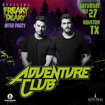Adventure Club : FD After Party - HOUSTON: Main Image