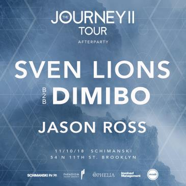 Sven Lions (Journey II Tour Official Afterparty): Main Image