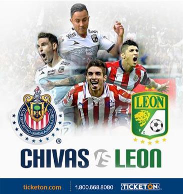 CHIVAS VS LEON: Main Image