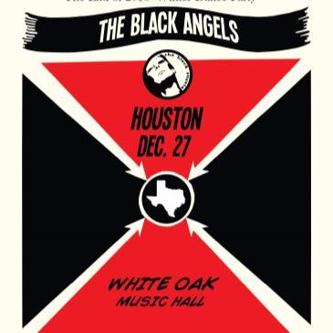 The Black Angels, Holy Wave, El Lago-img