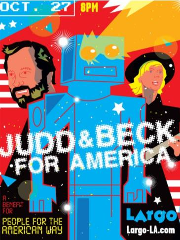 Judd & Beck For America - People For The American Way: Main Image