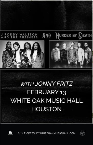 J RODDY WALSTON & THE BUSINESS / MURDER BY DEATH: Main Image