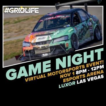 GRIDLIFE GAME NIGHT - LAS VEGAS: Main Image