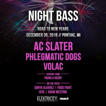 AC SLATER PRESENTS NIGHT BASS: Main Image