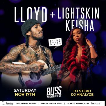 LLOYD + LIGHTSKIN KEISHA AT BLISS-img