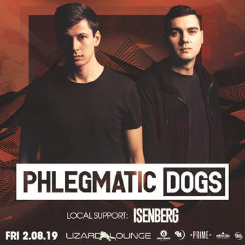 Phlegmatic Dogs - DALLAS: Main Image